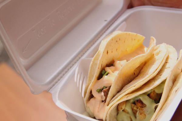 street tacos food truck