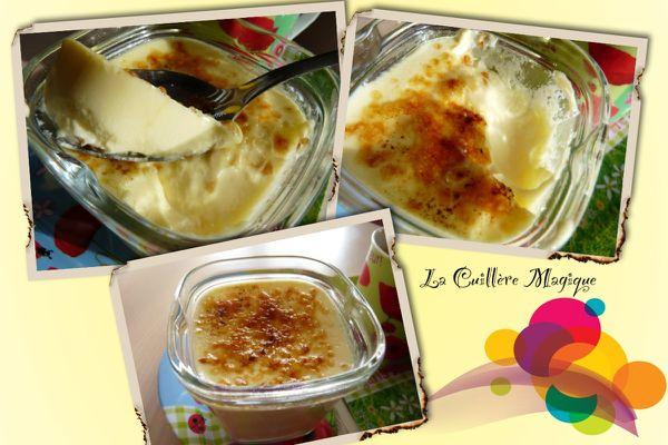 Crème brulée Multidélice déc 2012