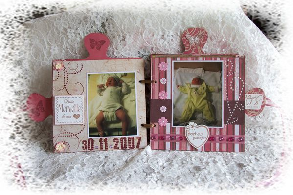 mini album puzzle scrapsandy 3