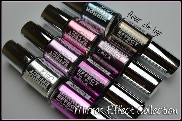 Mirror effect collection
