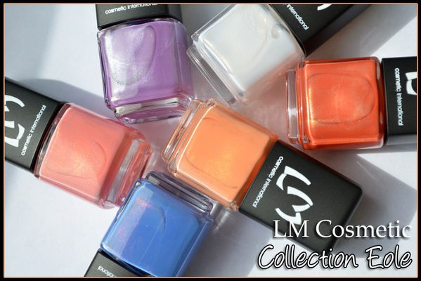 LM Cosmetic Collection Eole