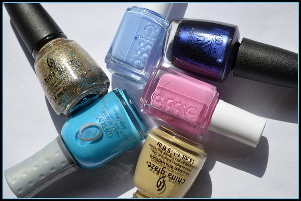 Vernis nouvelles collections