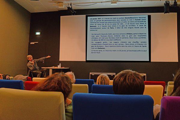 (J) Conférence par Jacques Canaud-------------