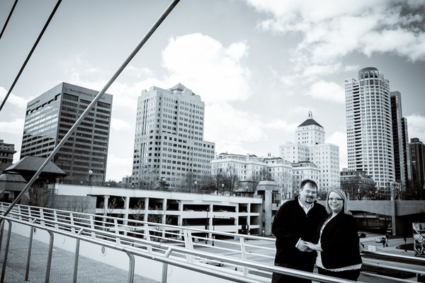 best of engagement session milwaukee