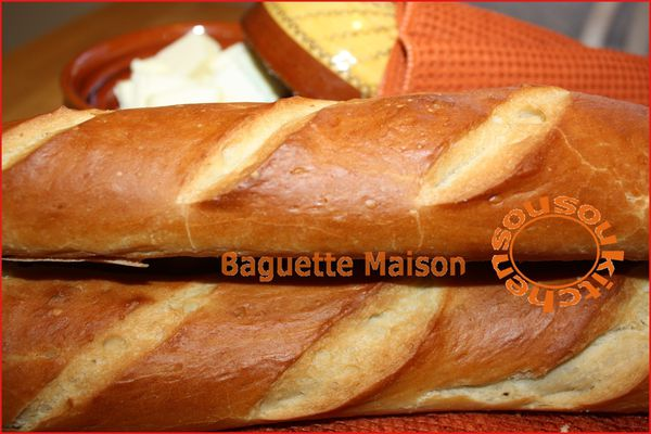 Pain Baguette Maison (6)