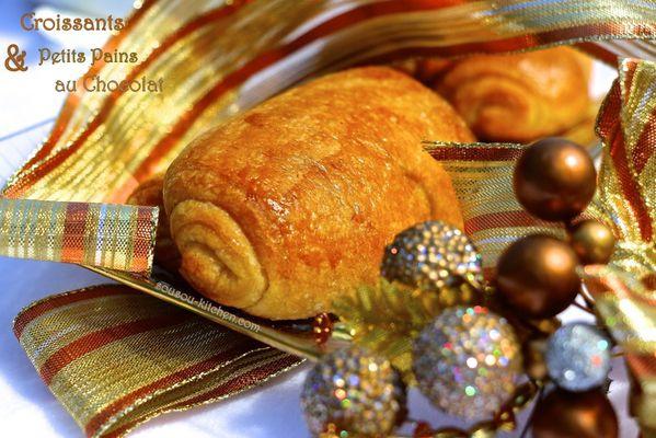 Croissants et petits pains au chocolat5