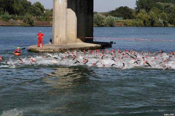 1112 razzia verte a sartrouville triathlon avenir en ile for Piscine de sartrouville