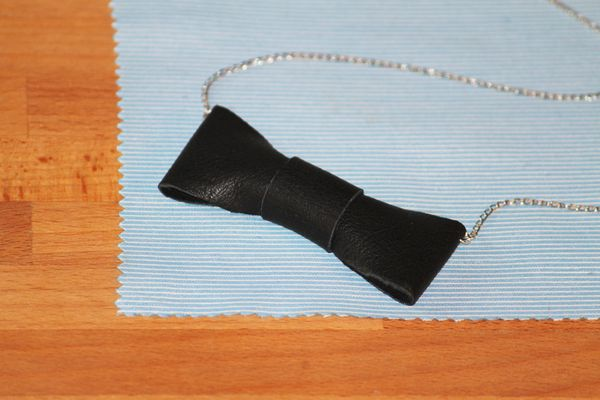collier noeud 04