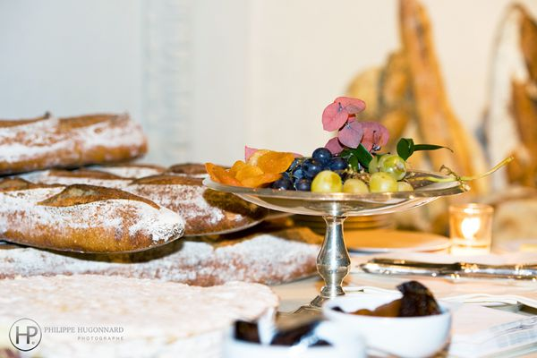 HOTEL LE BRISTOL - BUFFET FROMAGES ©Philippe HUGONNARD