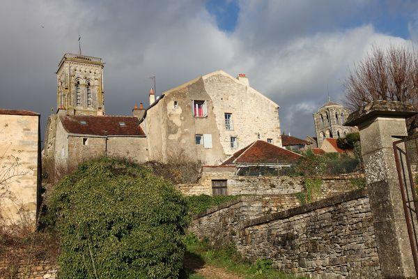 vézelay la maison