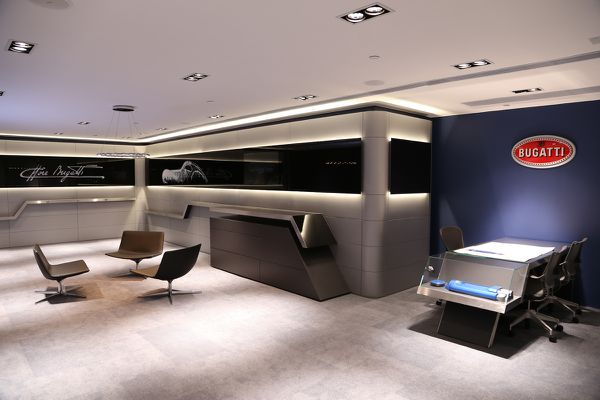 003 Bugatti Hong Kong CustomerLounge