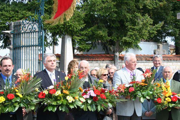 Saint-Marcel 8 mai 2010