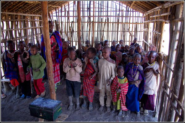 ecole masai