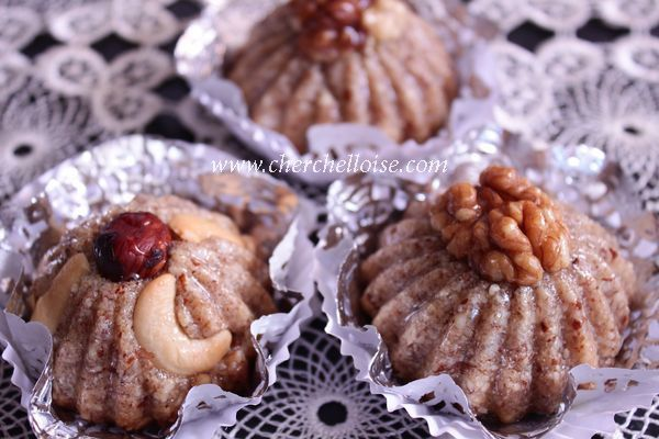 Gateaux algeriens traditionnels et modernes le mag - Decoration gateau traditionnel algerien ...