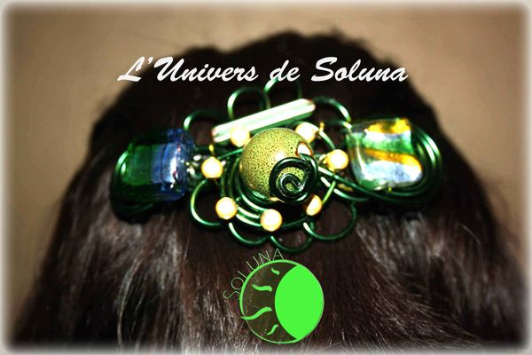 Barrette Galaxie