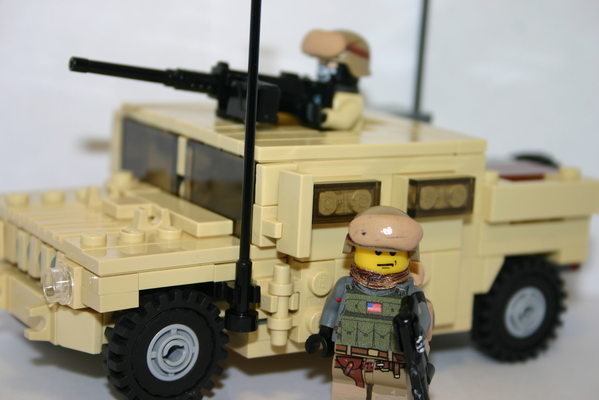 modernbrixcustoms lego war a