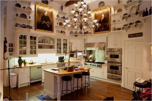 Awesome Decoration Cuisine Ancienne Photos - lalawgroup.us ...
