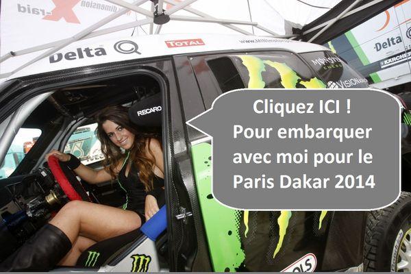 suivre le Dakar 2014