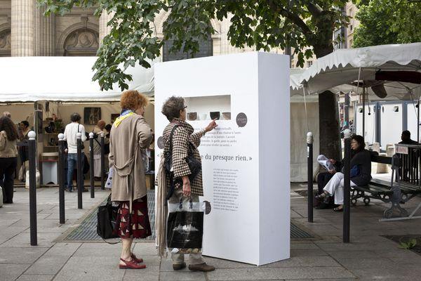Les Journées de la Céramique Paris 2013 / Paroles céramiques