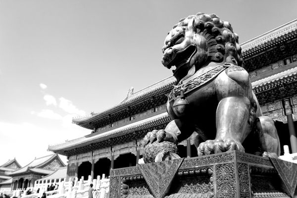 Pekin - forbidden City (6)