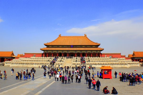 Pekin - forbidden City (7)