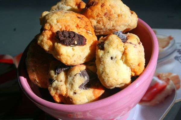 cookies olive