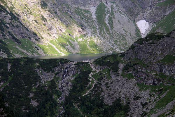 photo panorama rando à zakopane lac Morskie Oko 3