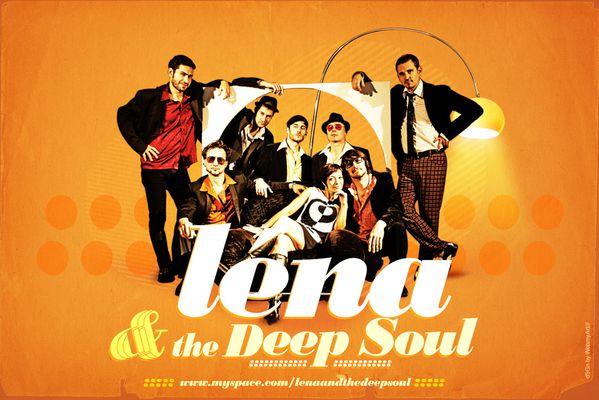 Léna & Deep Soul groupe