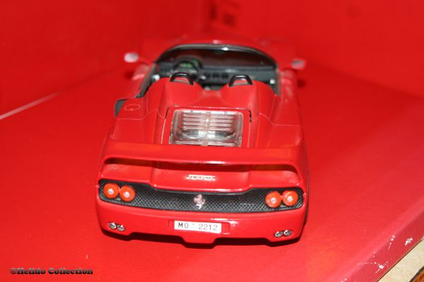 Ferrari F50 - Burrago - 04