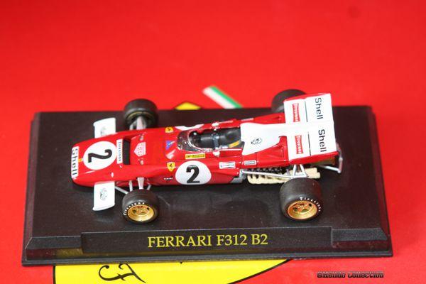 Ferrari F312 B2 - 01