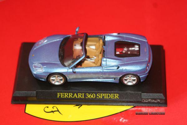 Ferrari 360 Spider - 01