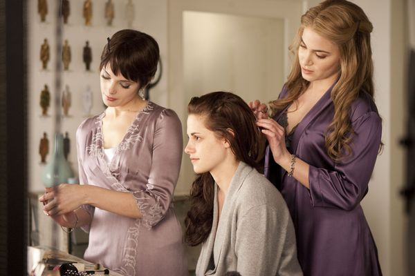 Alice, Bella & Rosalie