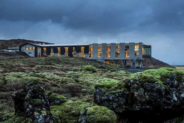 hotel ion luxe et grands espaces en islande a part a. Black Bedroom Furniture Sets. Home Design Ideas