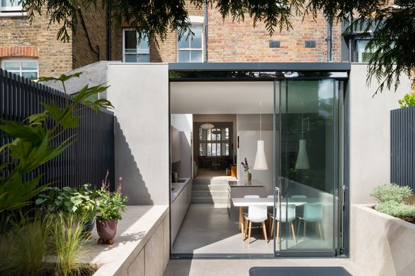 A PART CA - London house extension 1