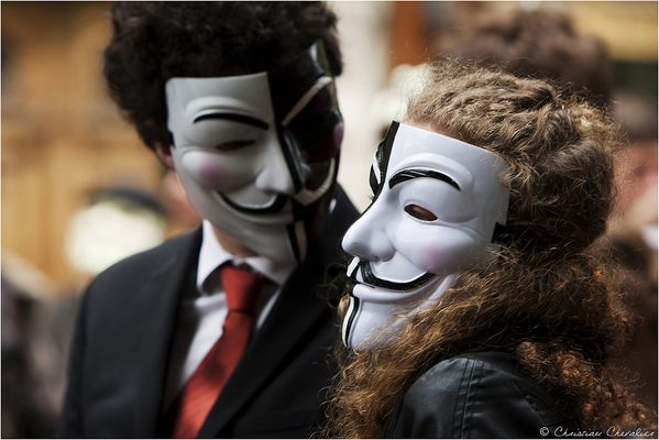 Anonymous in love