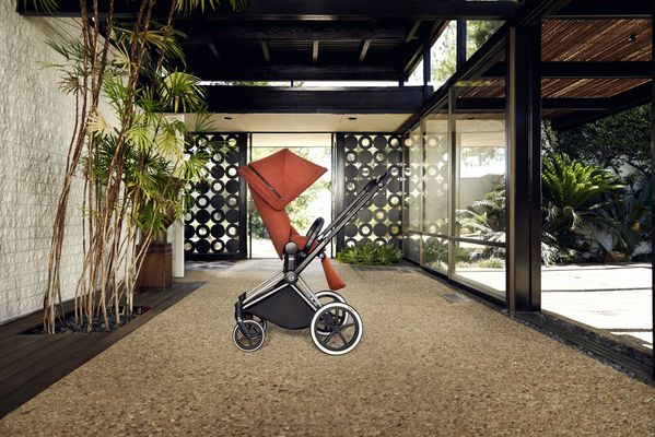 POUSSETTE PRIAM SIEGE LUXE - CYBEX 3 (1)