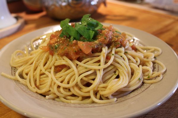 Barbara Lynch's Tagliatelle Bolognese Recipe — Dishmaps