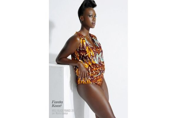 Miss black France WAX 4