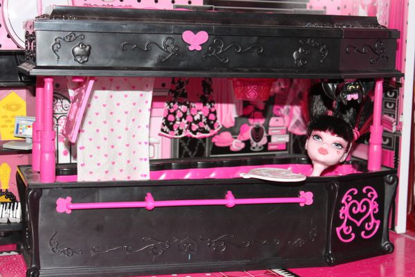 mes accessoires monster high monster high collection. Black Bedroom Furniture Sets. Home Design Ideas