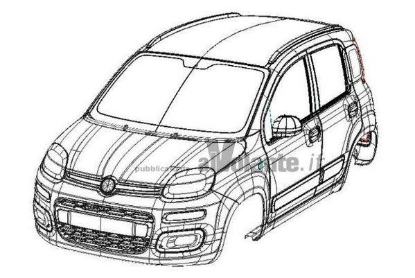Future Fiat Panda 01