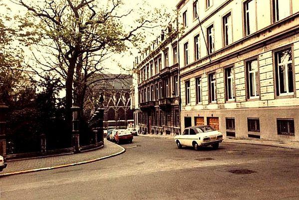 Le Crédit Foncier de Belgique au Petit Sablon-1983