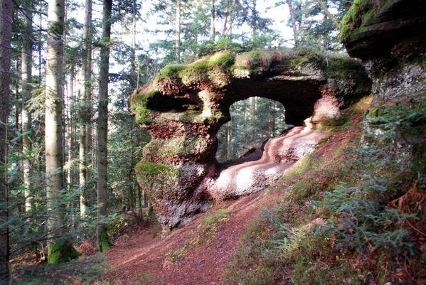A07 - rocher de l'arche