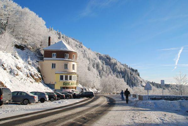 I02 - La Schlucht - Trois Fours - Martinswand - Hohneck -