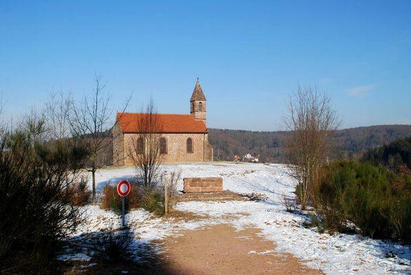 J01 - St Quirin - Haut du Bouge
