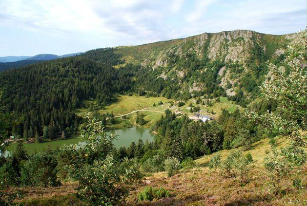 C09 - Dreieck - Lac Forlet - lac Vert - Ht Fourneau - Tanet