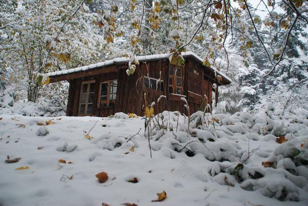 K14 - neige 27-10-12