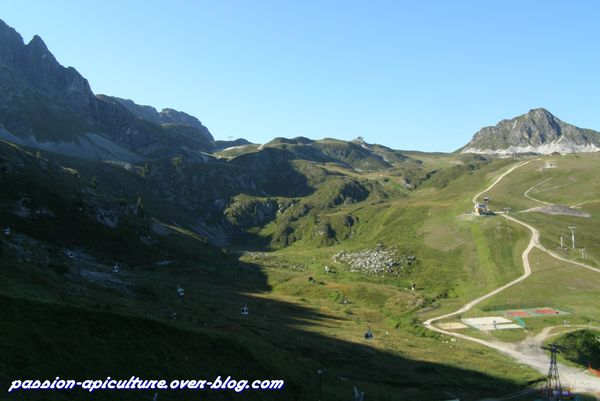 Appartement Belle Plagne (4)