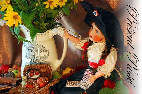 poupée alsacienne 16