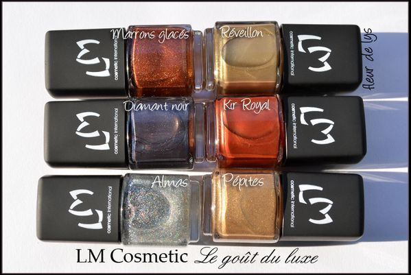 LM Cosmetic Le goût du luxe Collection