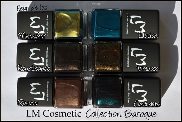 LM Cosmetic Baroque